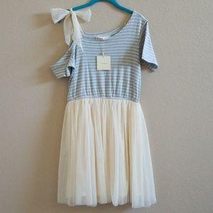 A'reve Tulle Dress